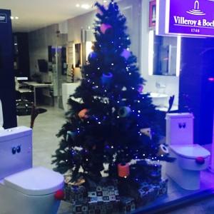 Napier Bathrooms Christmas Tree Decoration