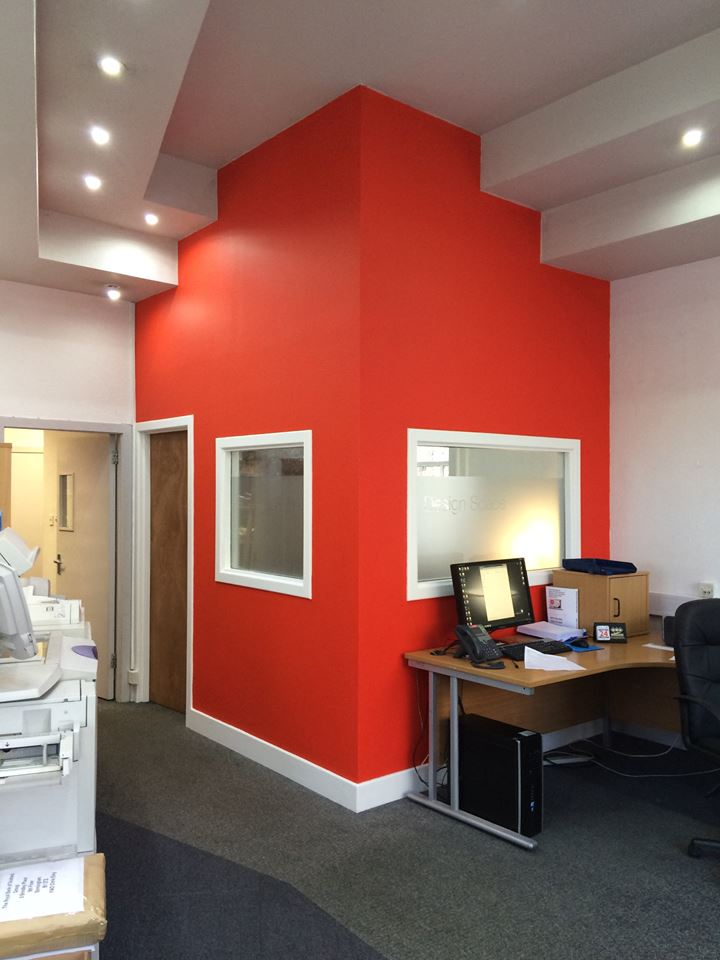 Colour Specification for Office