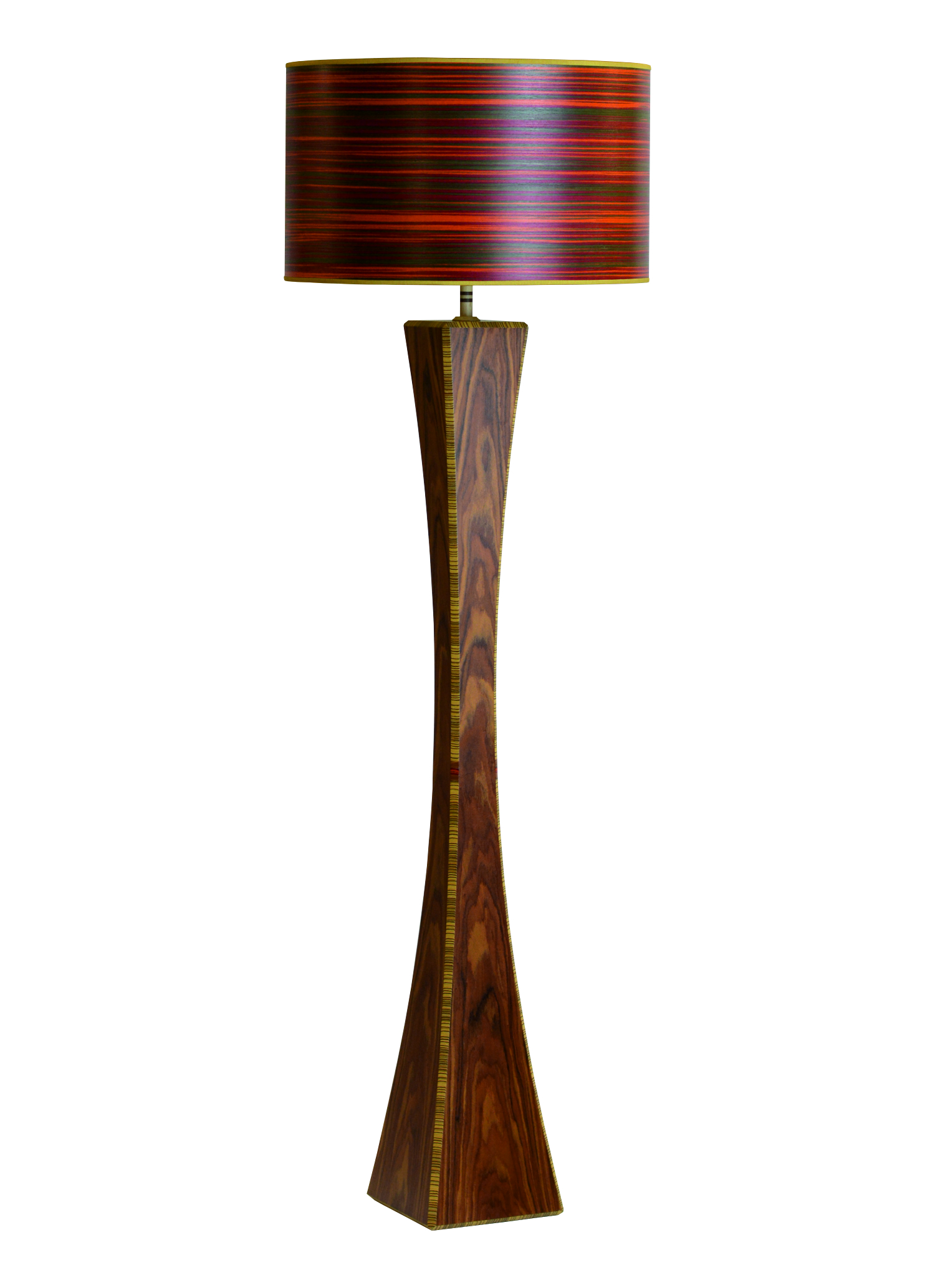 Artisan Tall Lamp by Storm Furniture